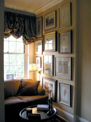An example of a study nook