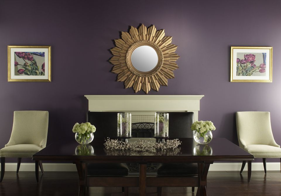 Behr Purple Blanket S H 640