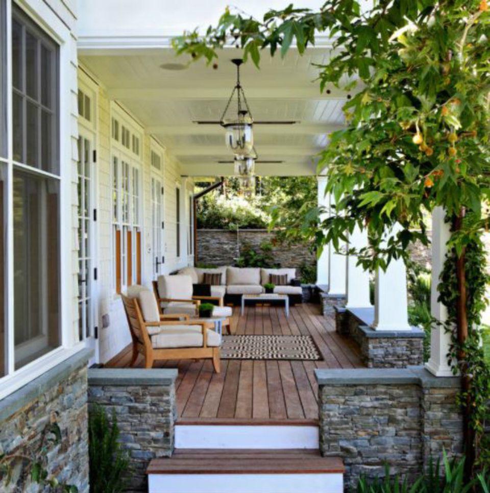 beverly hills porch