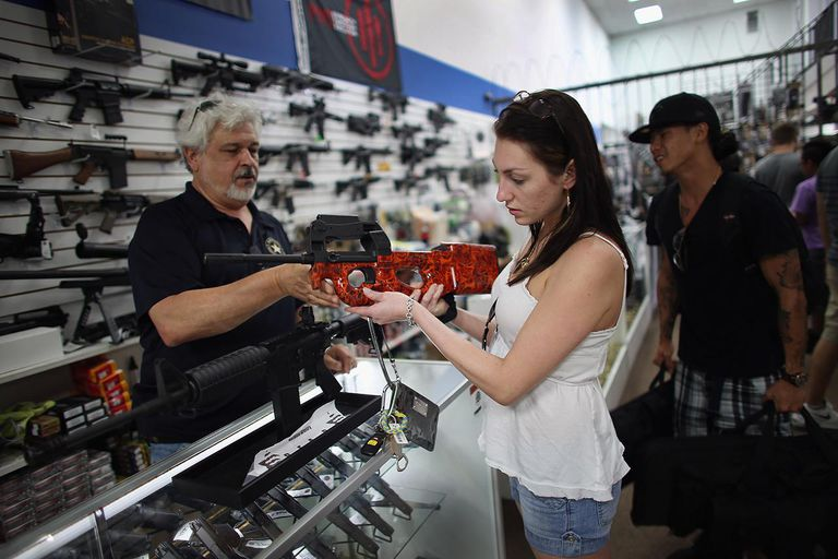 Nation's Lawmakers To Take Up Gun Control Legislation Debate