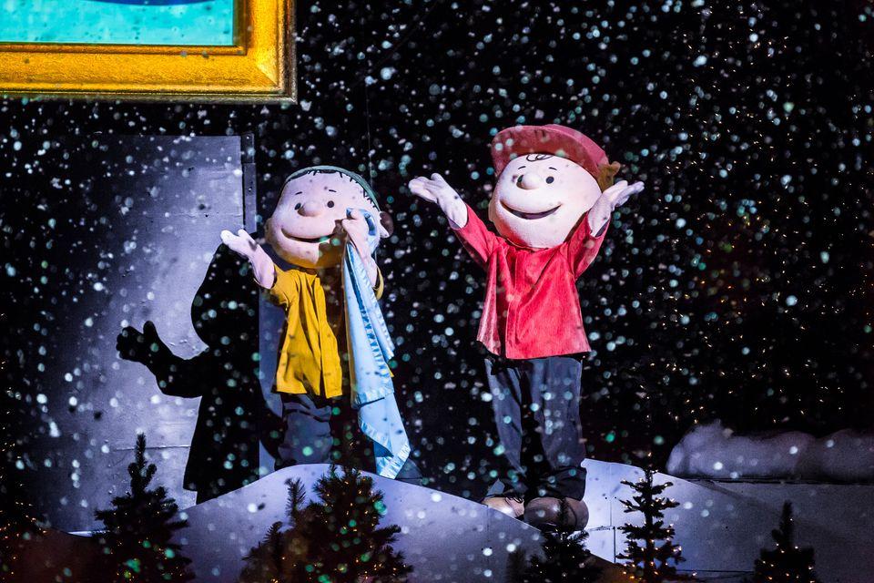 Christmas at Knott's Berry Farm is Knott's Merry Farm