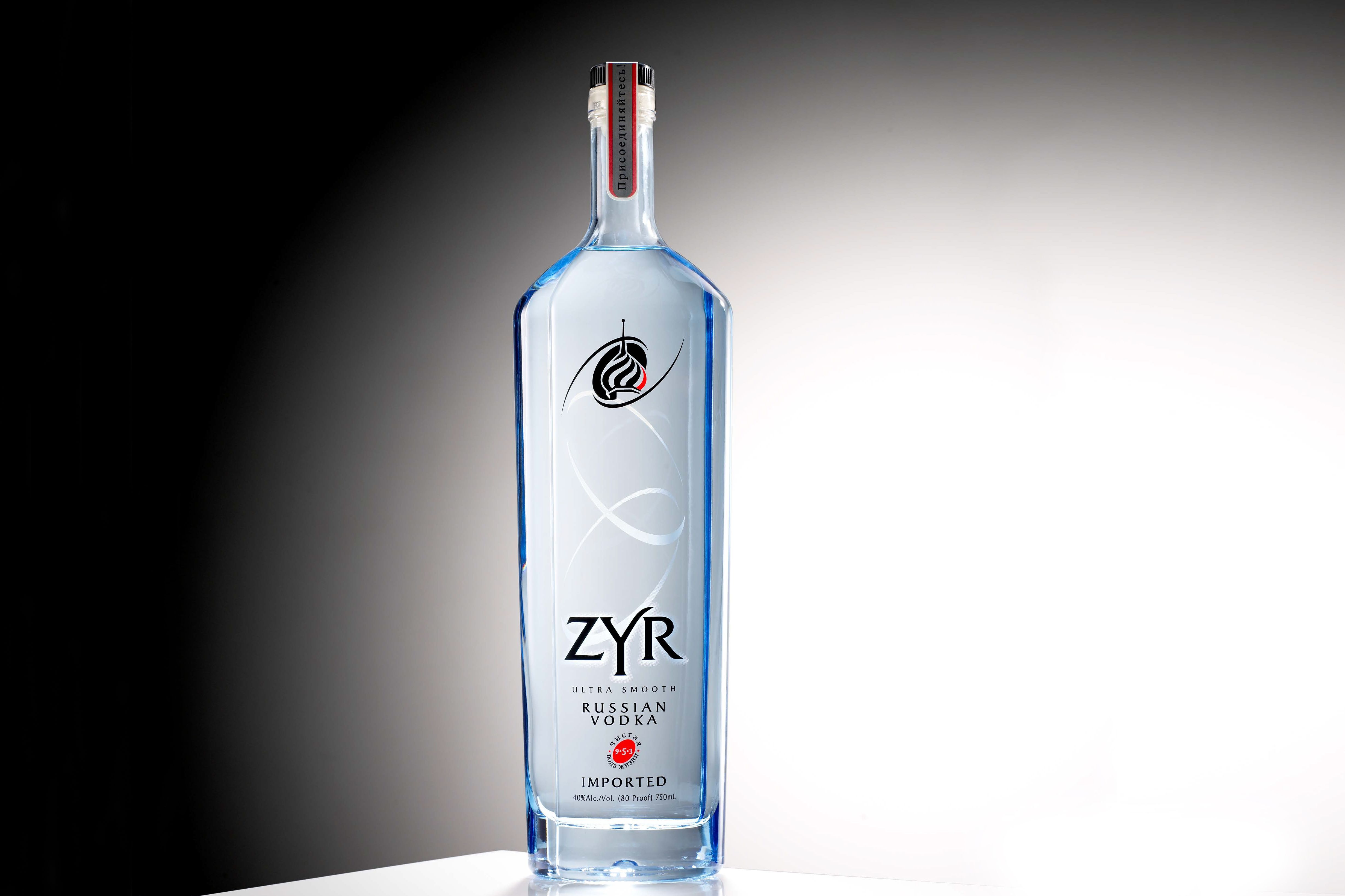 Zyr Russian Vodka Review