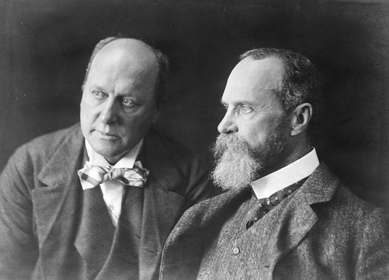 Henry And William James