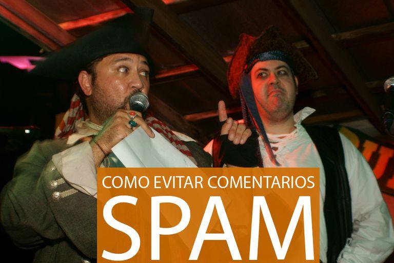 Como evitar el comentario spam