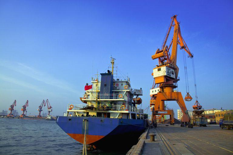 China cargo trade