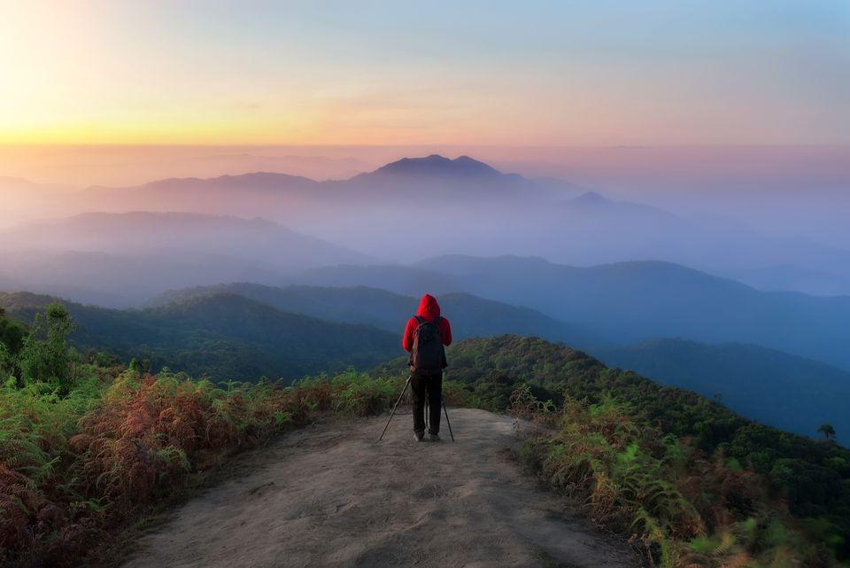Hiking in Asia