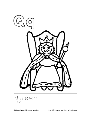 print the pdf queen coloring page and color the picture use your back button to return to this page and choose your next printable sheet - Color Book Images