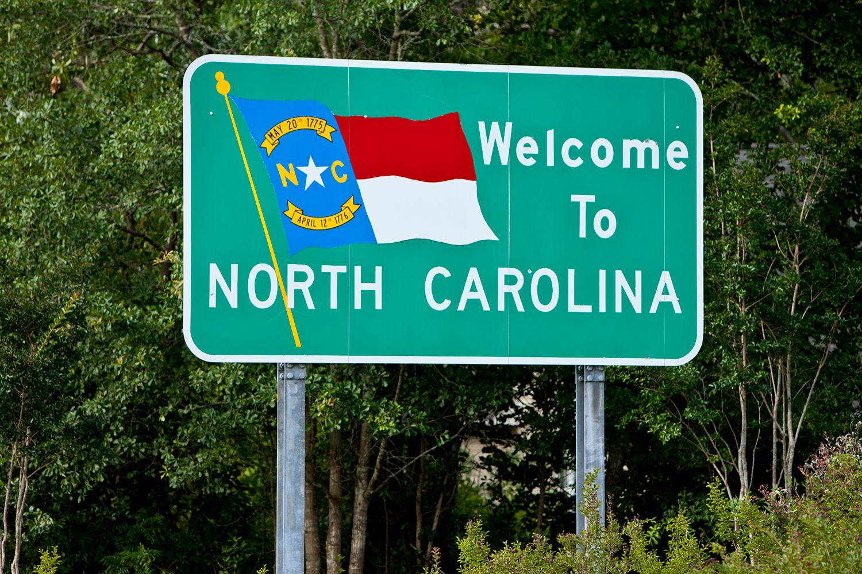 North Carolina Property Taxes Due