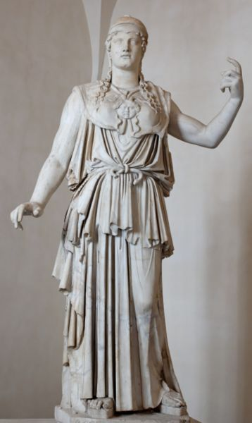 Statue of Athena Parthenos