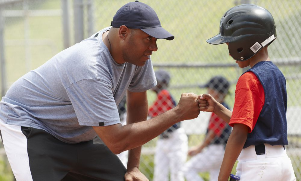 Get help from the coach to stop bullying in sports.