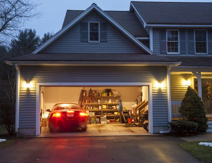 What To Do When Your Garage Door Opener Opens By Itself