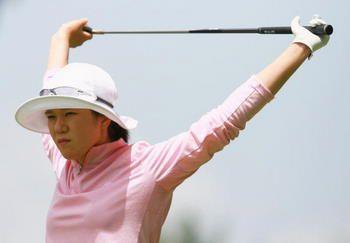 Golf Shoulder Stretch