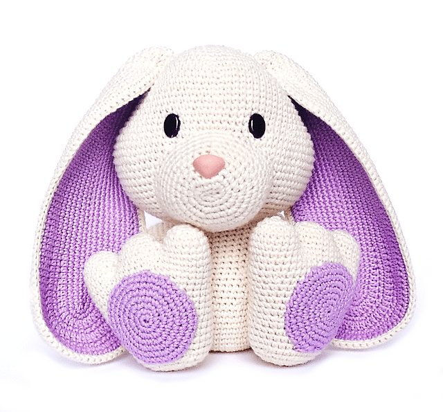 15 bunny crochet patterns for easter crochet easter bunny stuffed animal pattern ccuart Choice Image