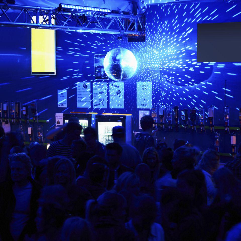 Night Club in Denmark