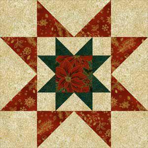 Christmas Quilt Block Patterns