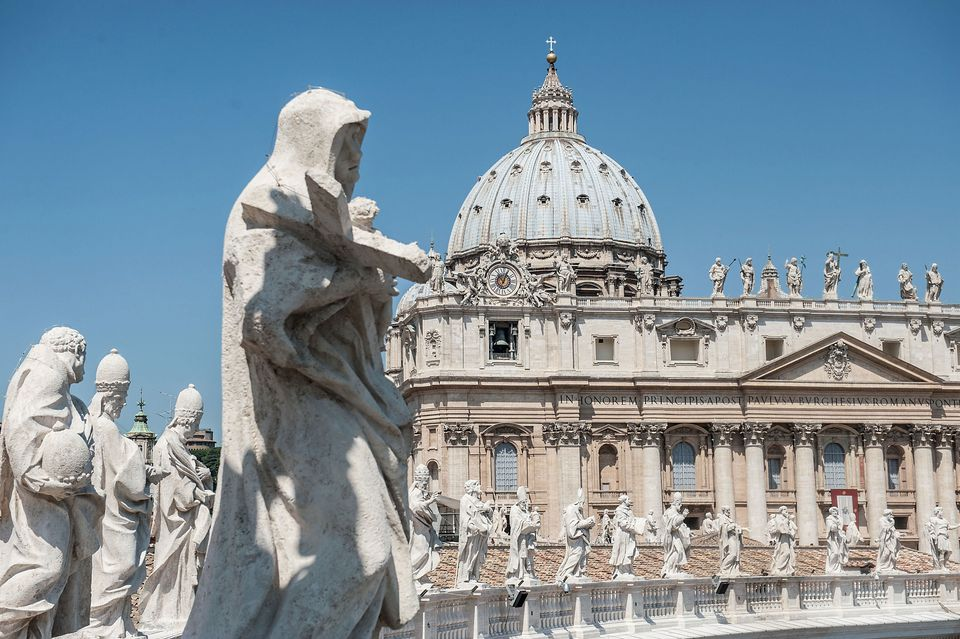 St. Peters Cathedral at the Vatican