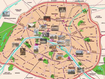 paris 20 arrondissements can be hard to navigate at first
