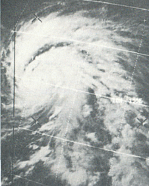 Typhoon Amy 1971