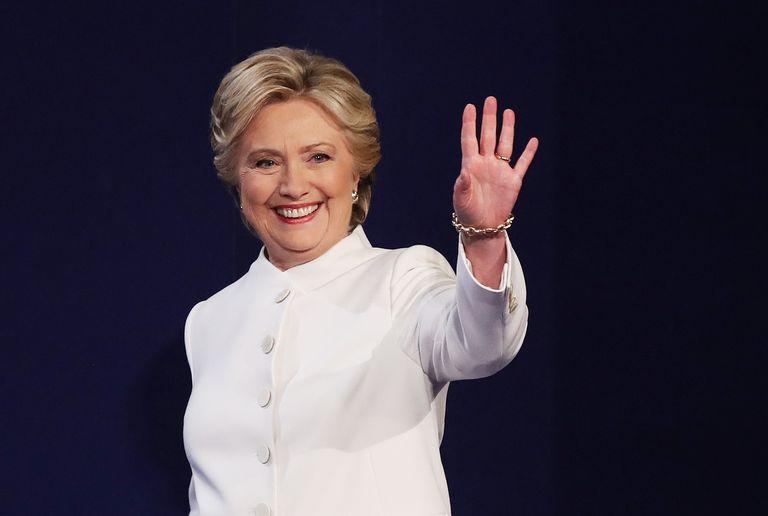 Final Presidential Debate Between Hillary Clinton And Donald Drumpf Held In Las Vegas