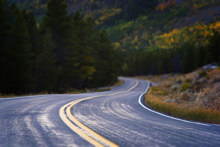 Bear Lake Road ~ Rocky Mountain National Park