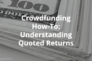 Understanding real estate crowdfunding returns