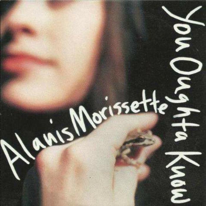 Alanis Morissette You Oughta Know