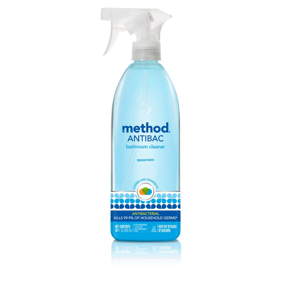 Method Antibac Bathroom Cleaner, Spearmint