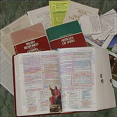 Steps of LDS Scripture Study