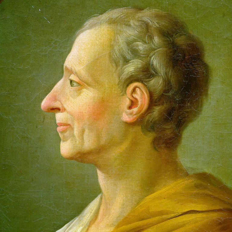 a biography of charles de secondat baron de la brede et de montesquieu Fully annotated, this edition focuses on montesquieu's use of sources and his text  as  without question one of the central texts in the history of eighteenth-century  thought,  charles de secondat, baron de la brede et de montesquieu, french.