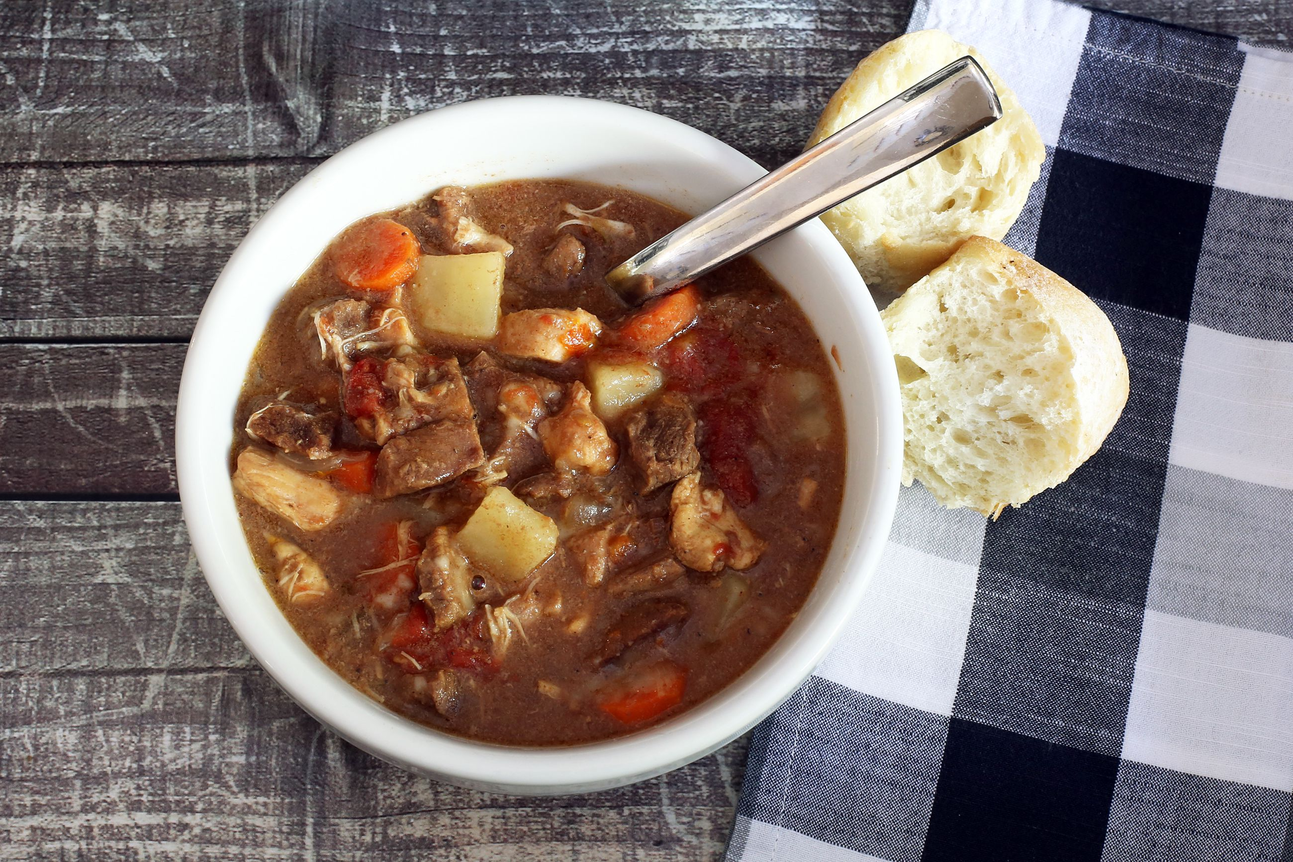 Slow Cooker Stew Recipes Collection