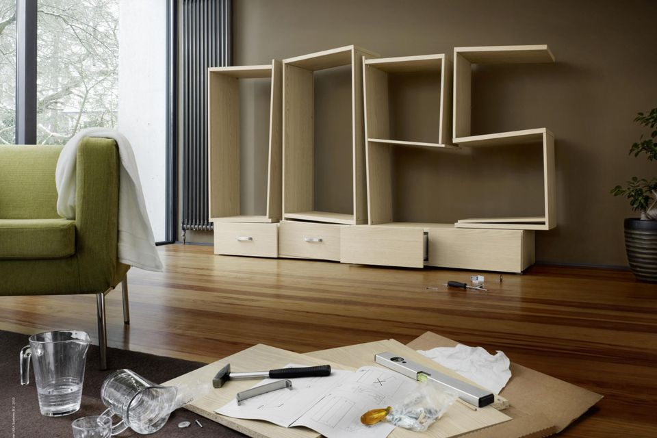 9 tips for buying and assembling ikea furniture for Will ikea assemble furniture