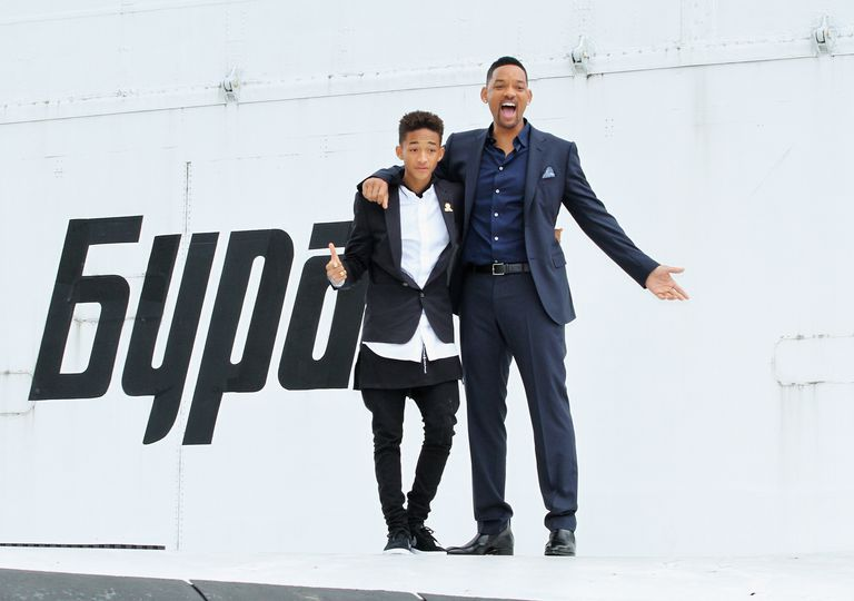 After Earth - Photocall