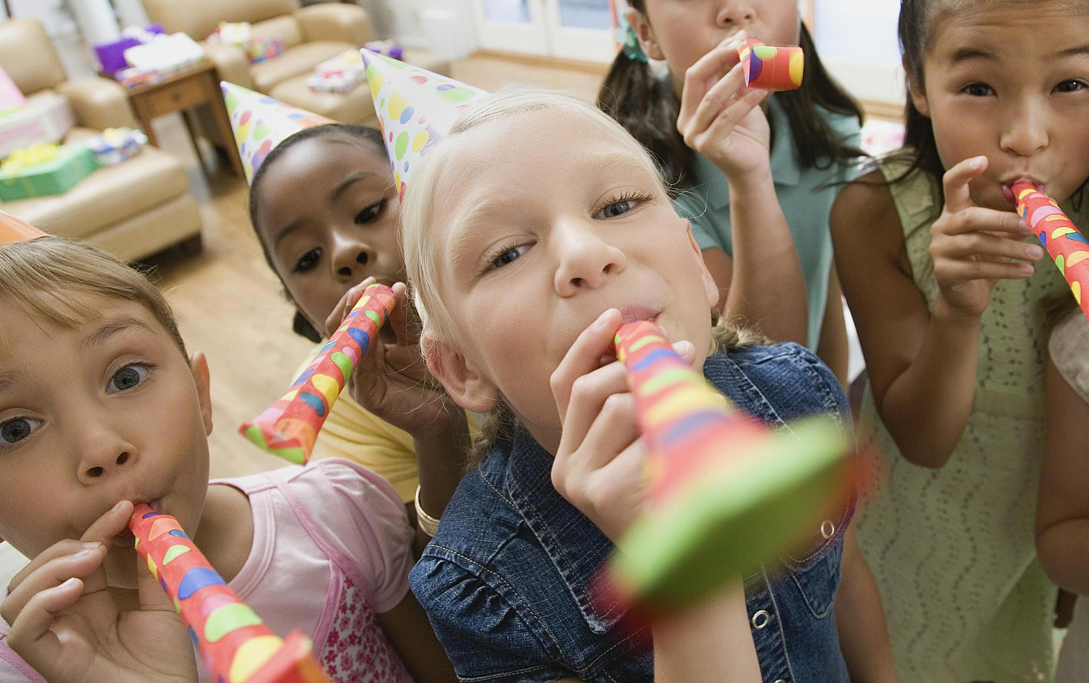 Great Places For A Kid's Birthday Party In Albuquerque