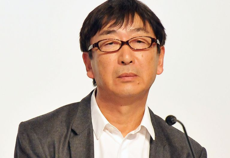 Architect Toyo Ito in 2010