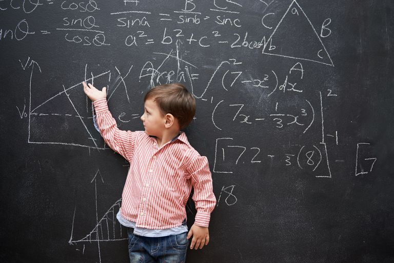 baby and complex math