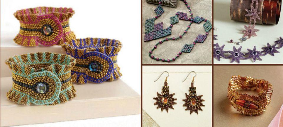 free brick stitch projects