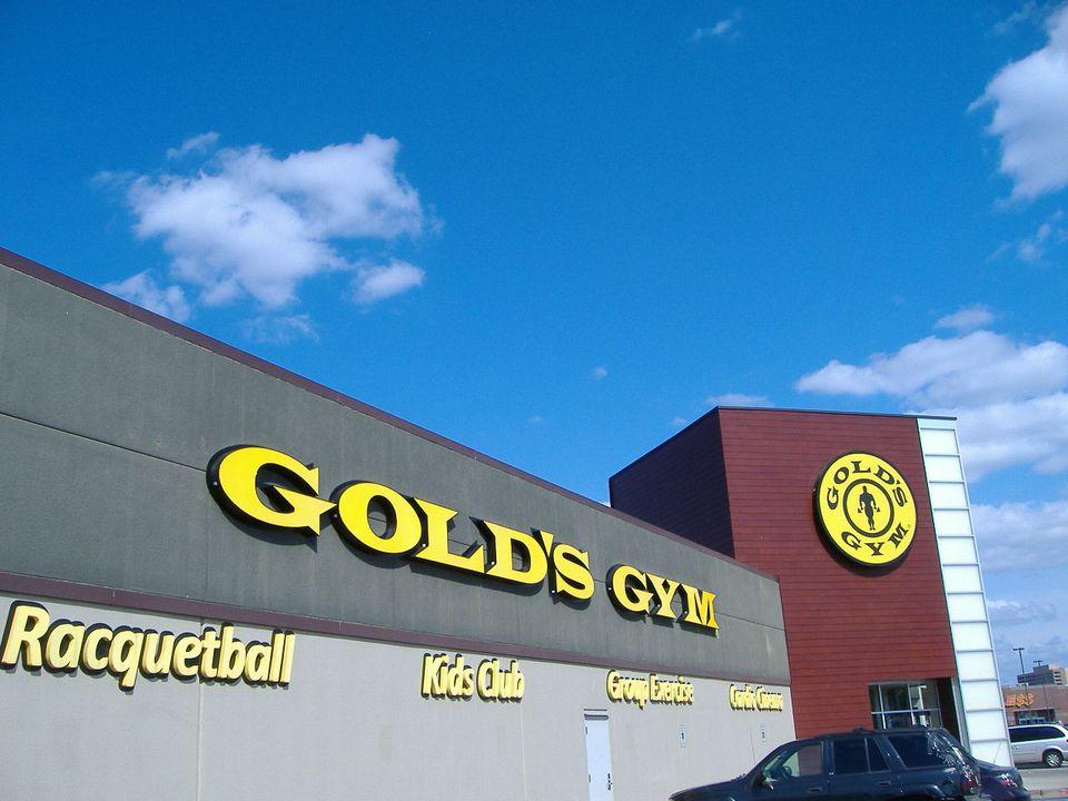 Gold's Gym Oklahoma City