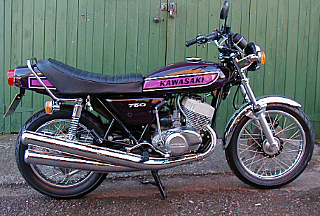 Number one on the list of: The 10 Worst Handling Motorcycles of All Time