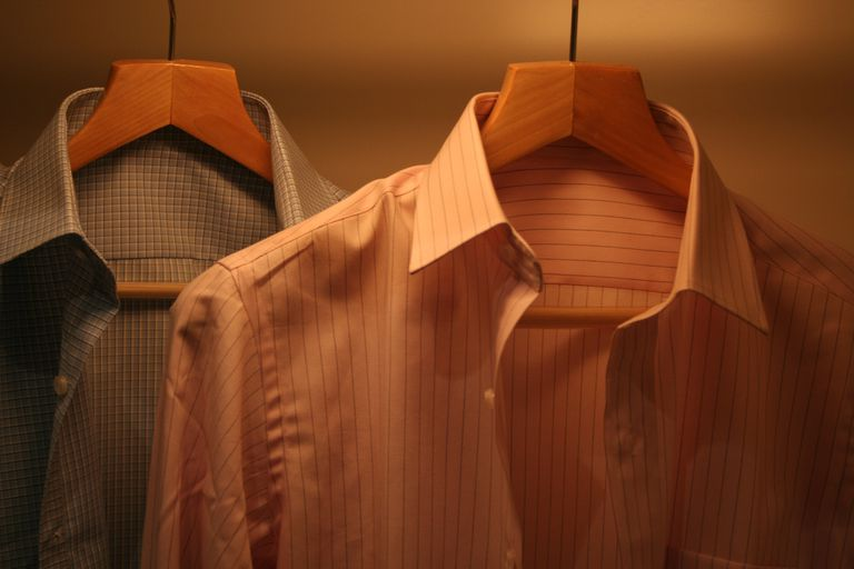 Starched Shirts