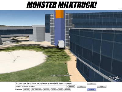 Monster Milk Truck