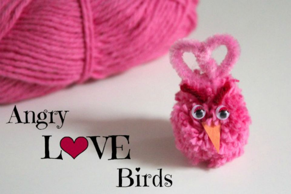 Angry Love Birds