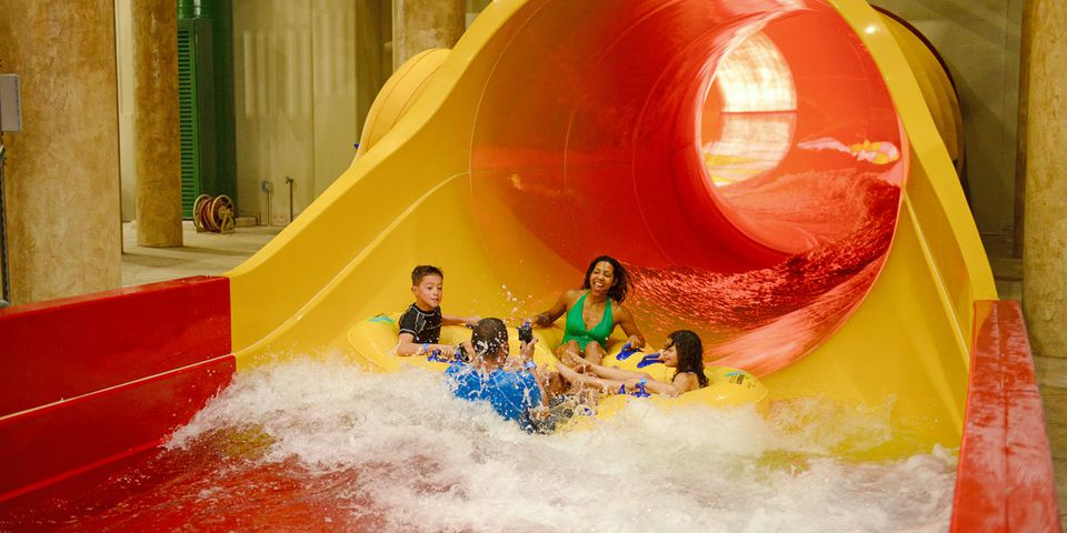 Theme Parks And Water Parks In Washington State