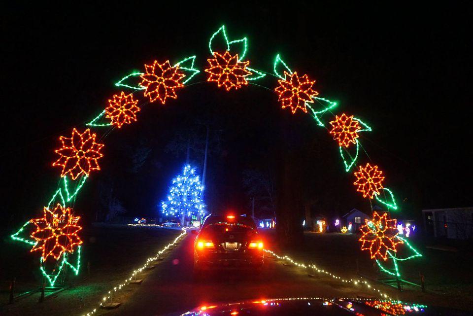 Spanaway Christmas Lights