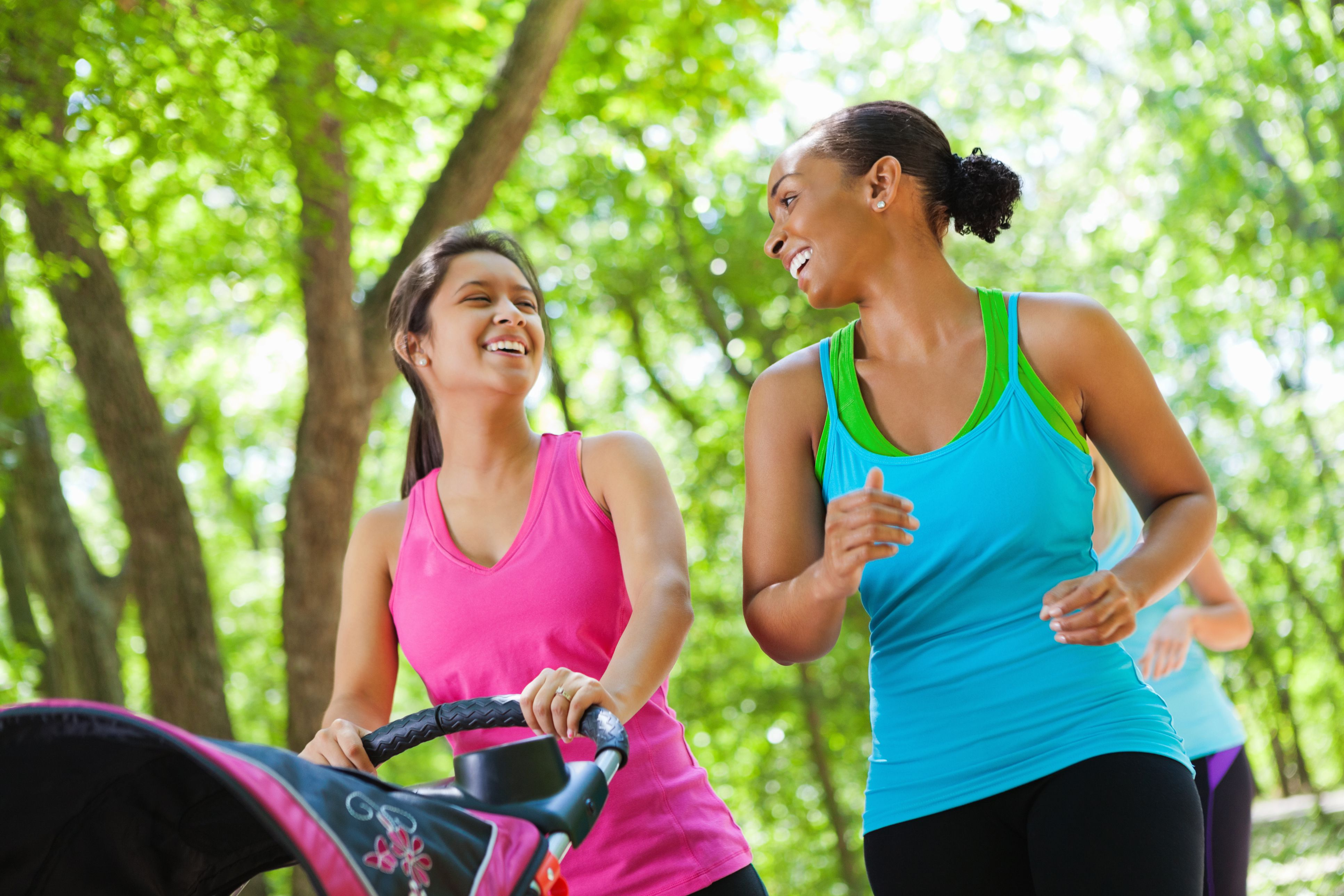 How to Get Back to Running After Pregnancy