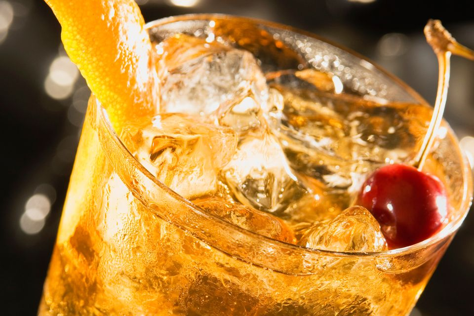 Wild Turkey's Old-Fashioned 101 Cocktail