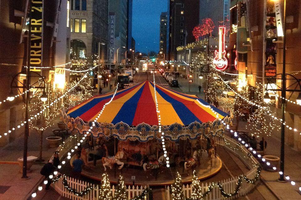 Denver Pavilions Carousel