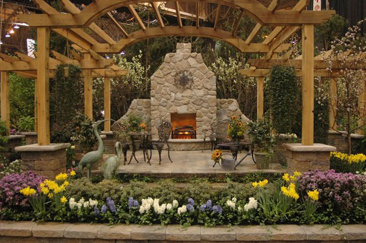 Visiting the Akron Home and Flower Show