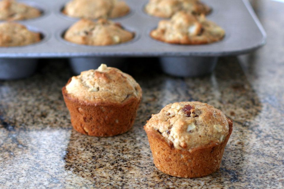 Apple Bacon Muffins
