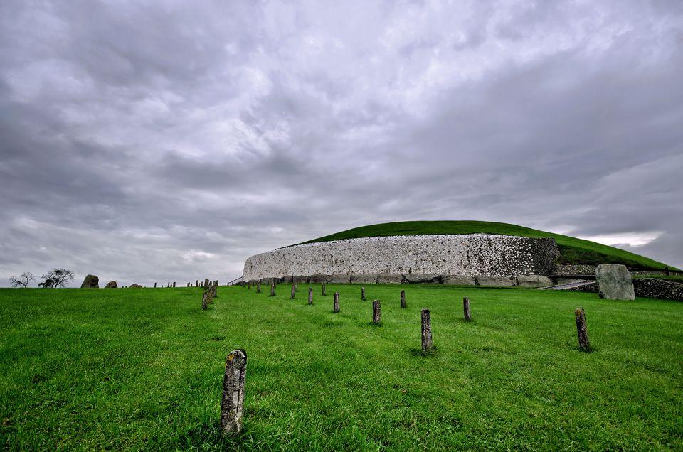 Newgrange in Ireland