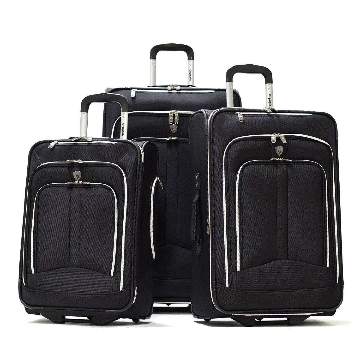 the 8 best olympia usa luggage items to buy in 2018. Black Bedroom Furniture Sets. Home Design Ideas